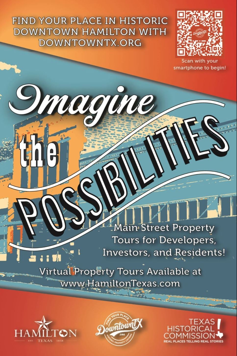 Hamilton Imagine the Possibilities Virtual Tour
